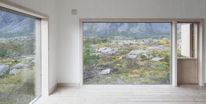 Cabana en Vega Noruega1