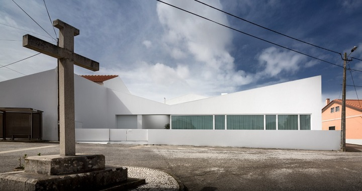 Casa circulos de luz Portugal