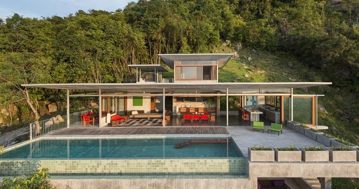 La Casa Desnuda Tailandia