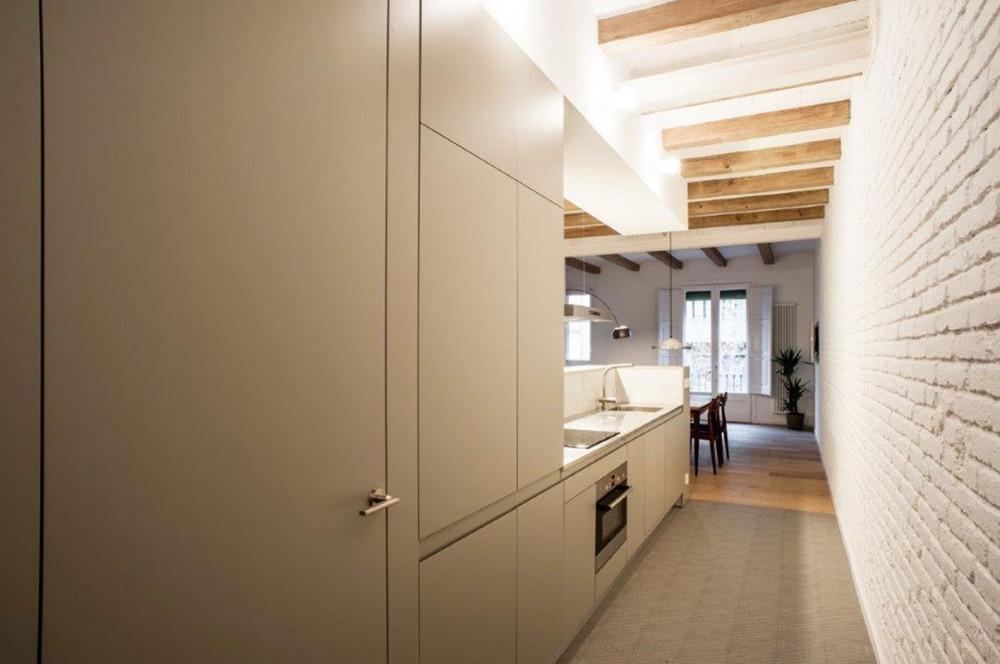 Decoarq arquitectura decorativa - Reforma piso completo barcelona ...