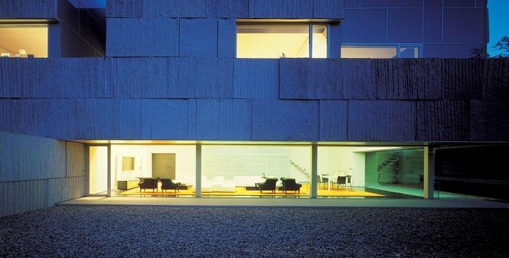 Casa con piscina cubierta Madrid2