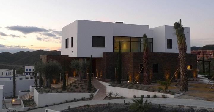 Casa con vistas en Almeria