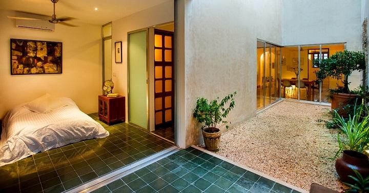 Casa del arbol piscina Mexico