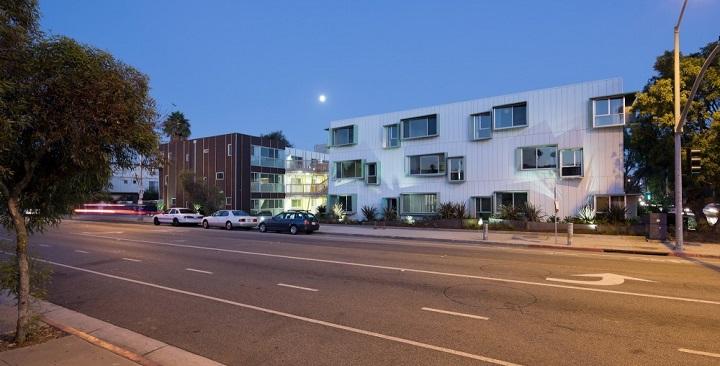 bloques de pisos Santa Monica2