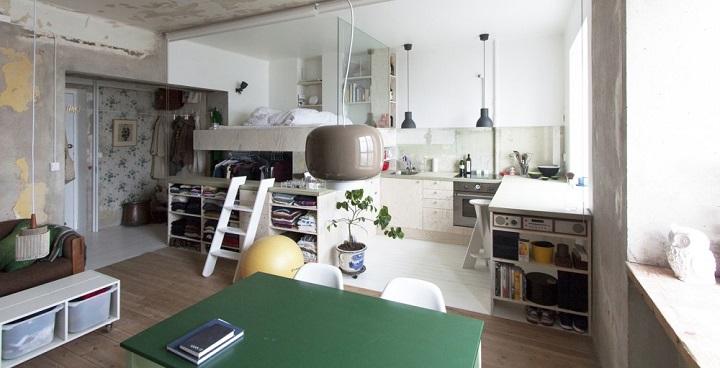Apartamento Estocolmo 36m21