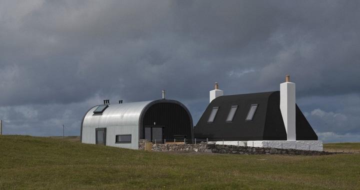 Casa Isla de Tiree Escocia