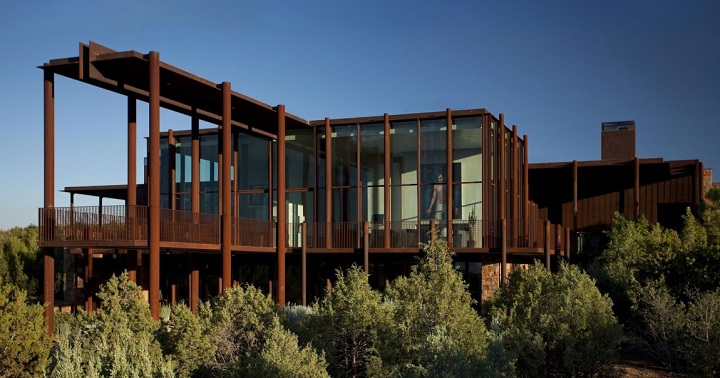 Casa en Nuevo Mexico