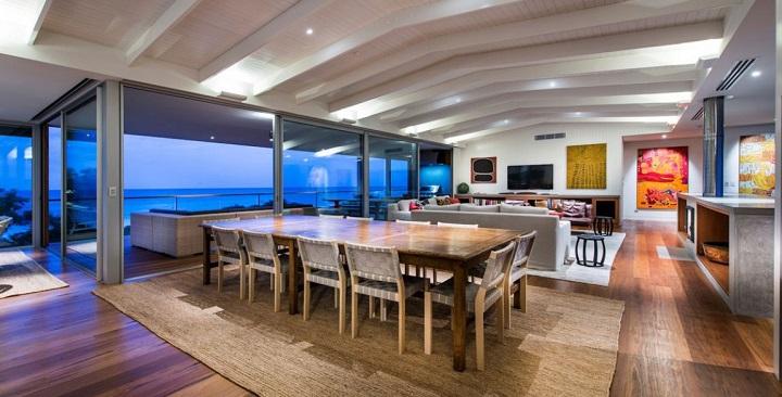 Casa de madera playa Australia1