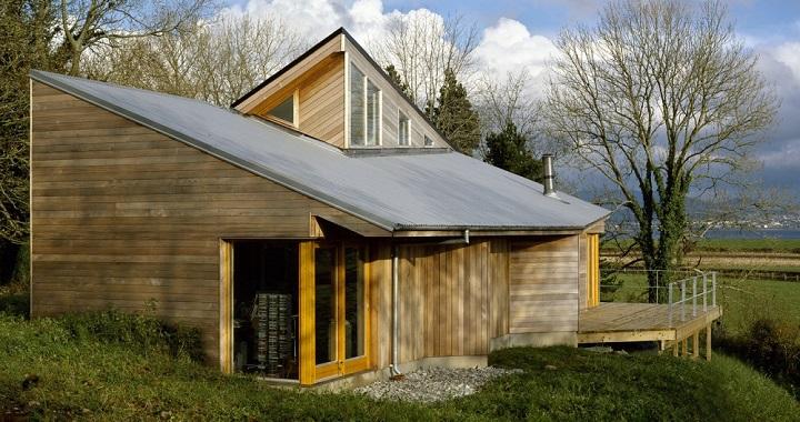 Casa flexible Irlanda