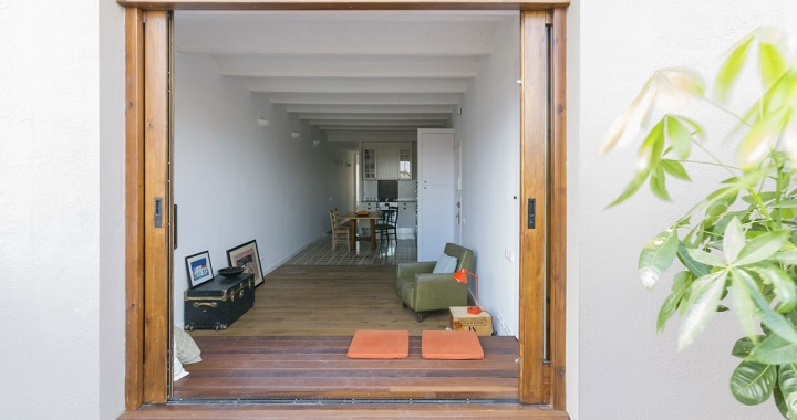 reforma apartamento barcelona