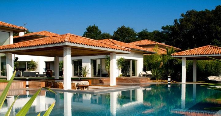 Casa de lujo Francia
