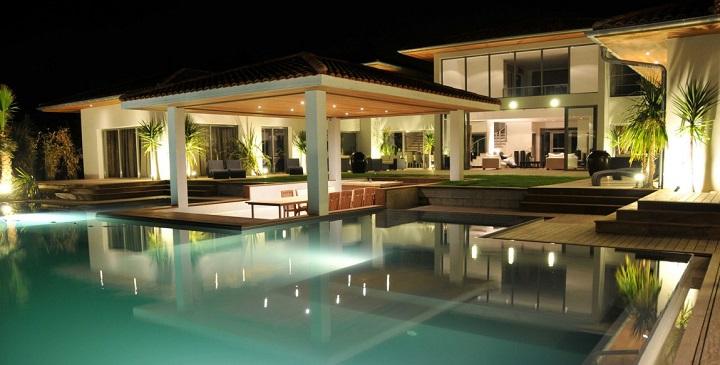 Casa de lujo Francia1