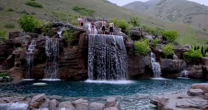 La piscina mas cara del mundo0