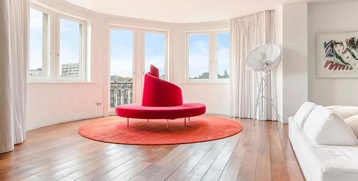 Apartamento con vistas Bruselas1