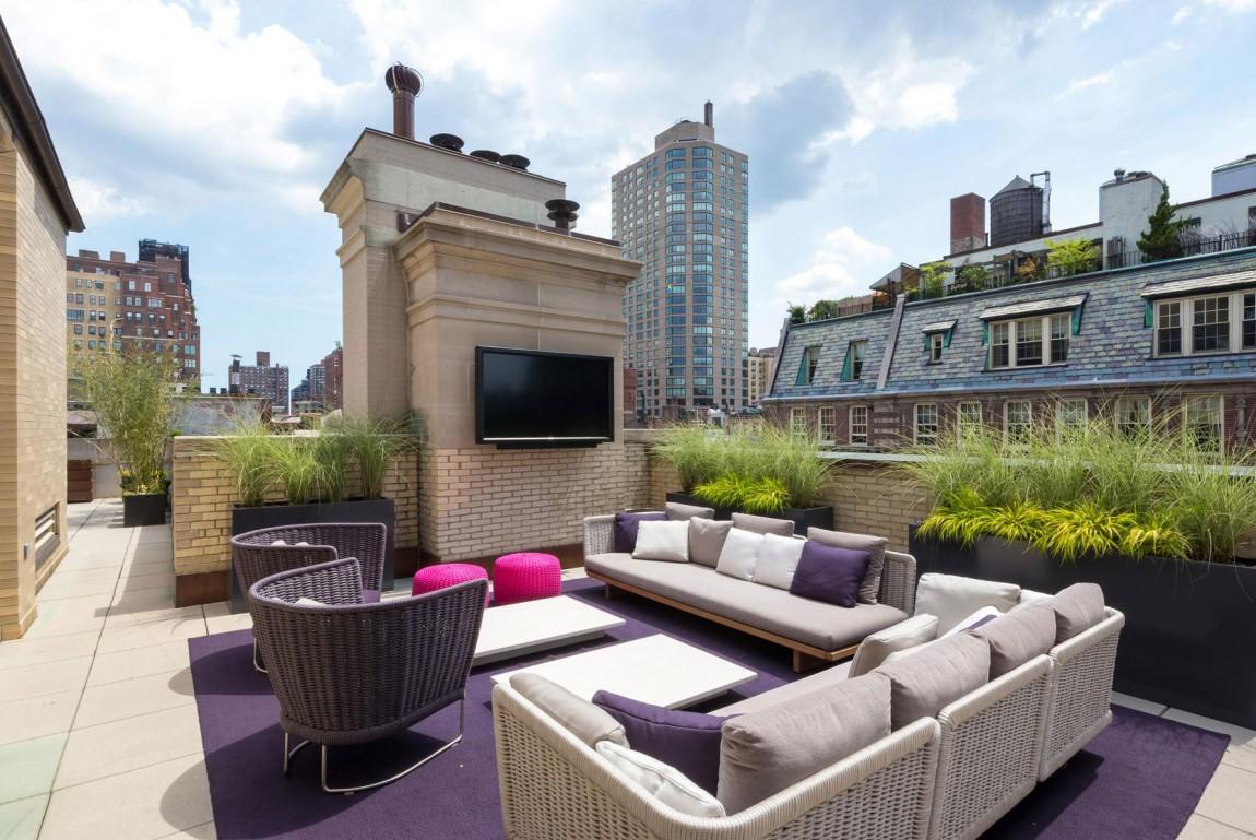 Tico d plex de lujo en nueva york - Casas de lujo en nueva york ...