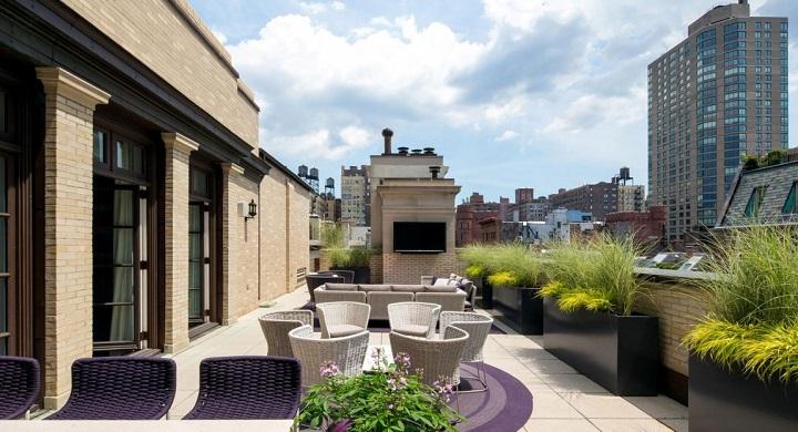 Atico duplex lujo en Nueva York
