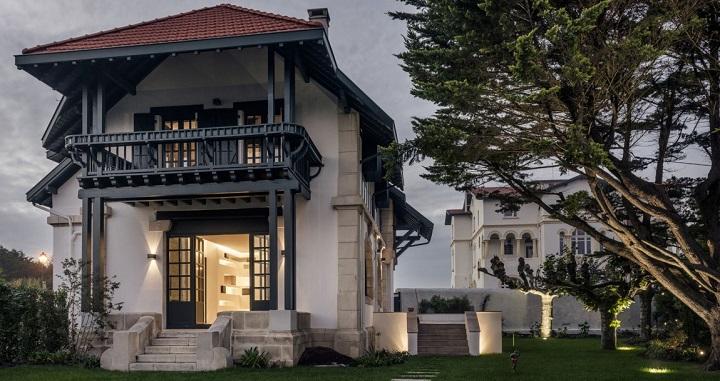 Casa renovada en Francia