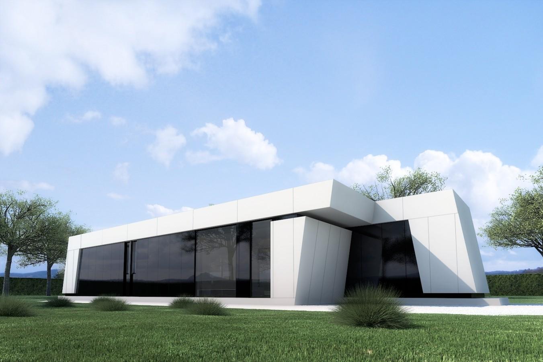 Casas prefabricadas a cero combi - Acero joaquin torres casas modulares ...