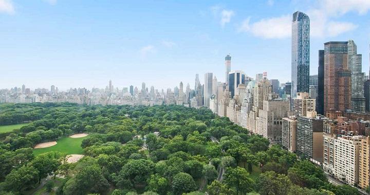 Espectacular apartamento con vistas a Central Park