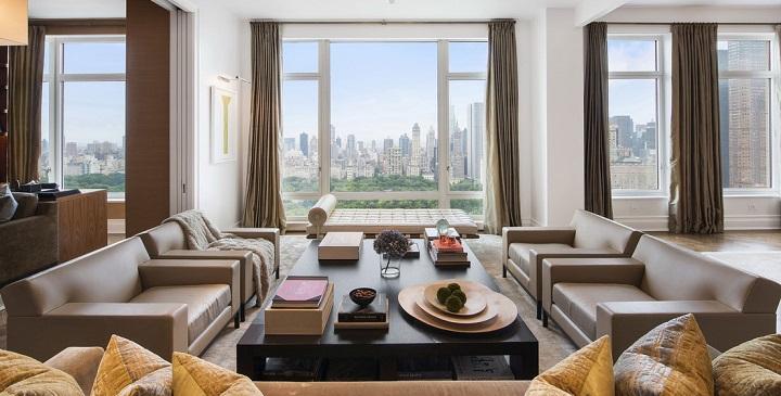 Espectacular apartamento con vistas a Central Park1
