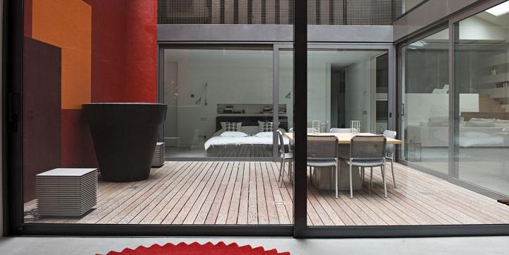 Decoarq arquitectura decorativa for Pisos diafanos madrid