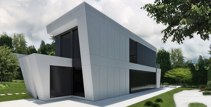 Decoarq arquitectura decorativa - Casas de acero prefabricadas ...
