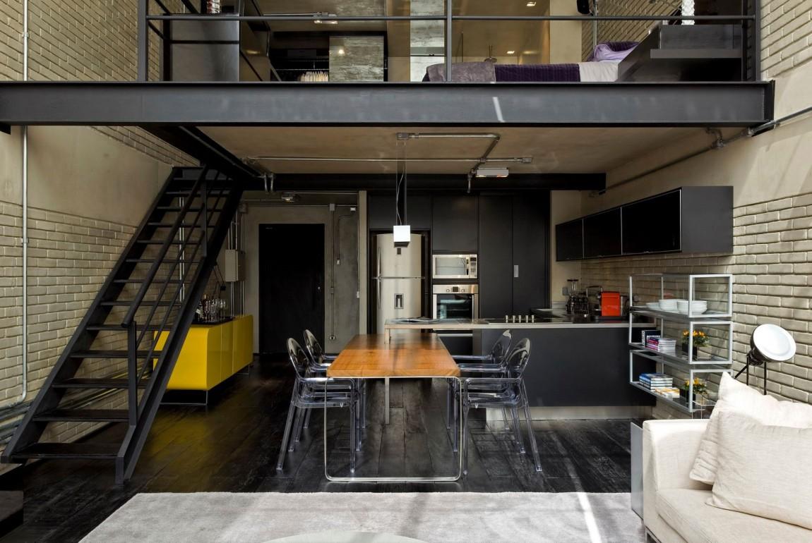 Decoarq arquitectura decorativa for Decoracion tipo industrial