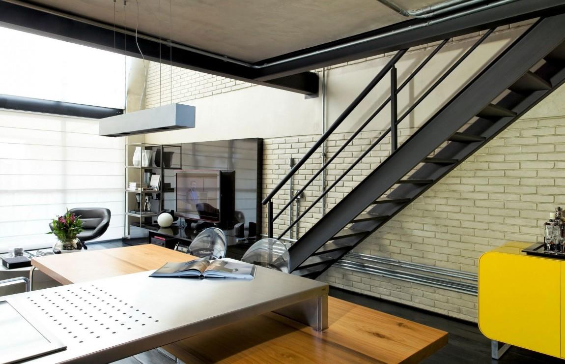 Loft estilo industrial sao paulo12 - Estilo industrial ...