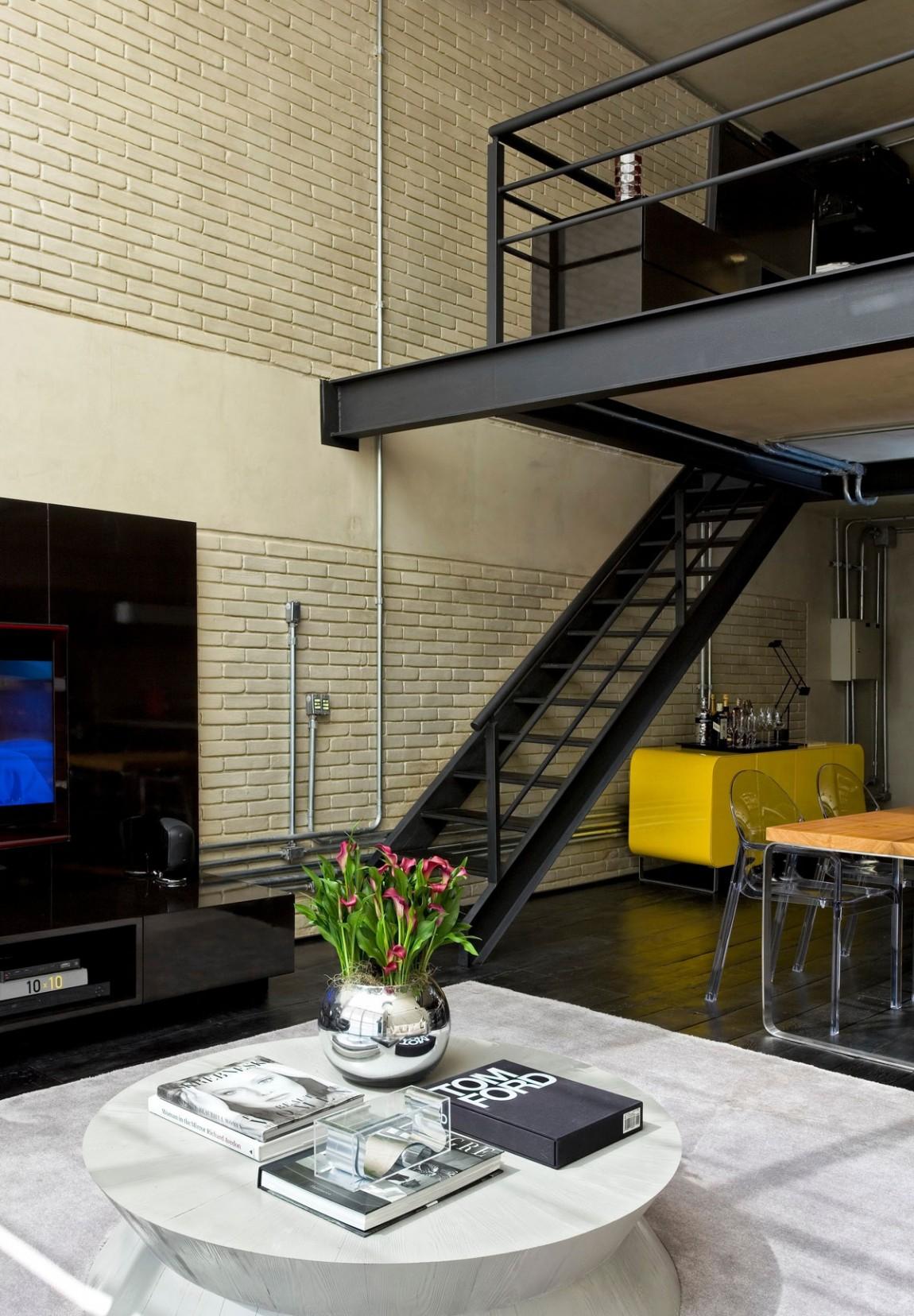 Loft estilo industrial sao paulo7 - Estilo industrial ...