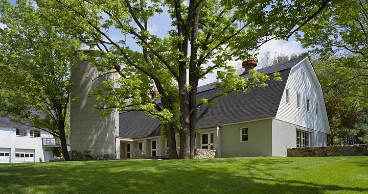 Moderno Granero Connecticut