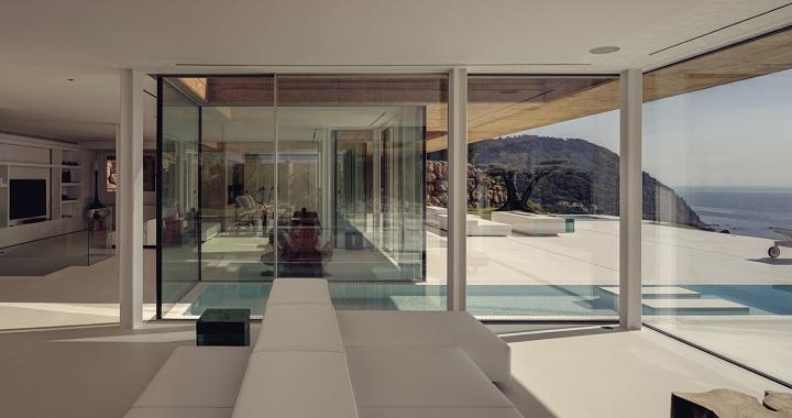 Casa Begur vistas mediterraneo
