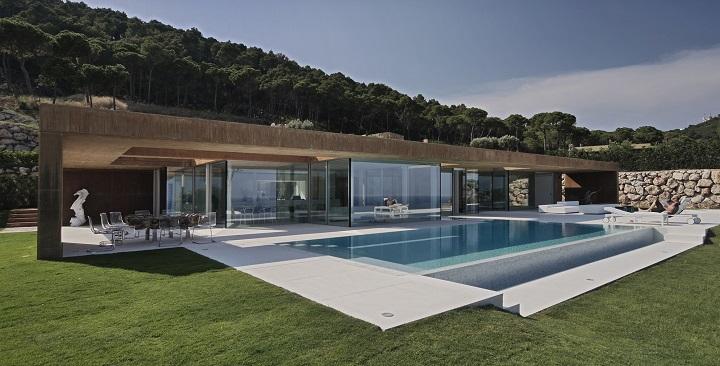 Casa Begur vistas mediterraneo1
