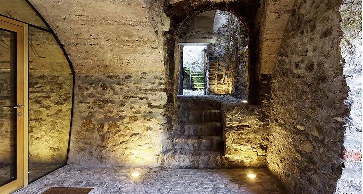 Casa piedra Suiza Scaiano1
