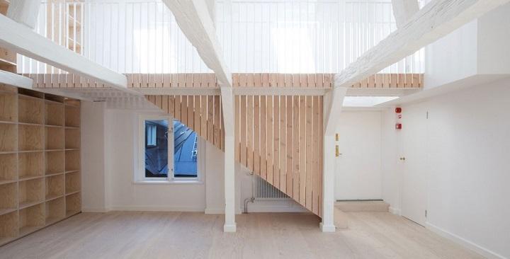 Apartamento casco antiguo Estocolmo1