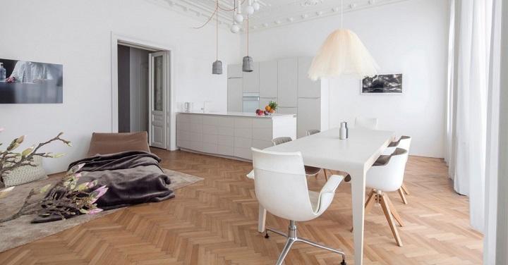 viena apartamento elegante