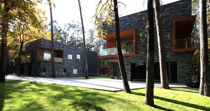 Casa dos hermanos Moscu