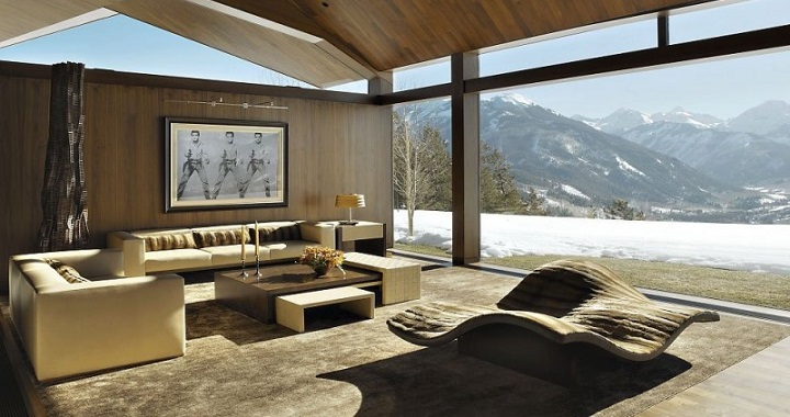 Decoarq arquitectura decorativa - Casas en la montana ...