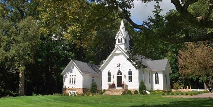 Iglesia reconvertida Maryland1