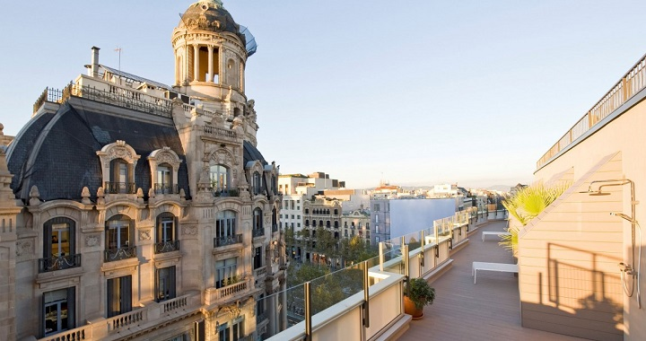 Paseo de Gracia Penthouse Barcelona