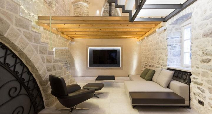 Reconstruccion en Montenegro