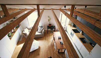 Apartamento renovado Atelier DCCP Architectes11
