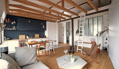 Apartamento renovado Atelier DCCP Architectes17