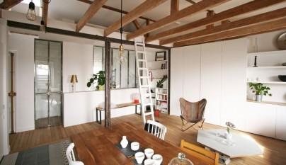 Apartamento renovado Atelier DCCP Architectes18