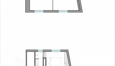 Apartamento renovado Atelier DCCP Architectes39