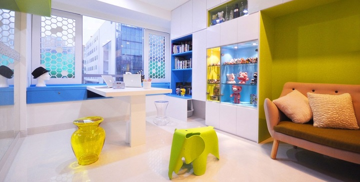 Boutique Studio Apartment Singapur1