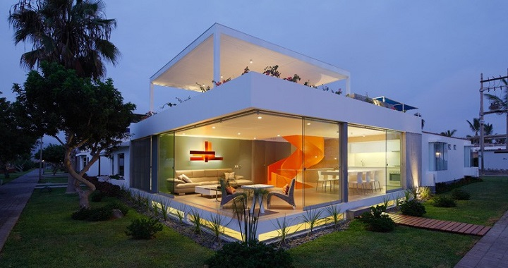 Casa Blanca Lima