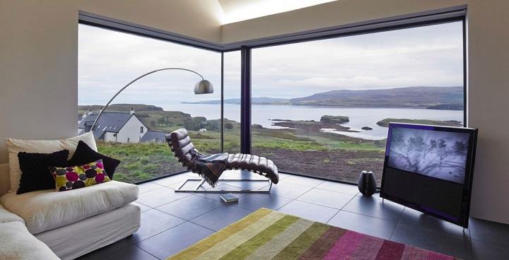 Casa en Colbost Escocia1