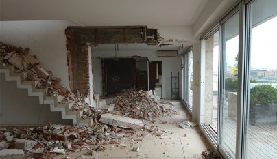 El antes de Madero Apartment1