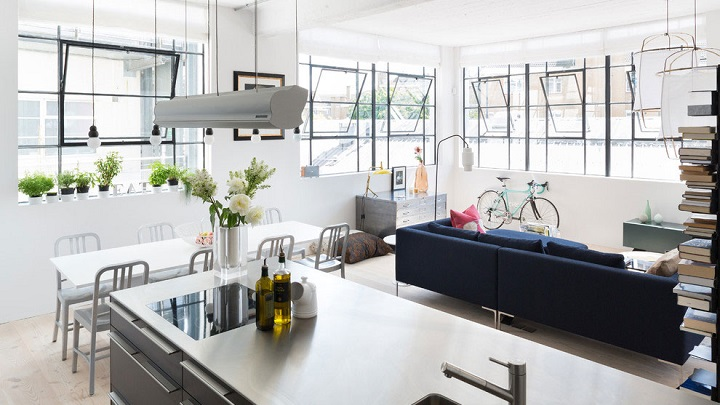 Loft Apartment Londres