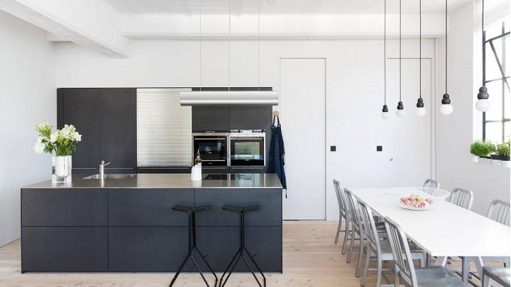 Loft Apartment Londres1